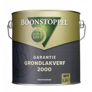 Boonstoppel Garantie Grondlakverf 2000