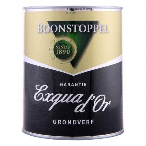 Boonstoppel Garantie Exqua d'Or Grondverf