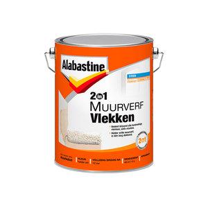 Alabastine 2-in-1 Muurverf Vlekken
