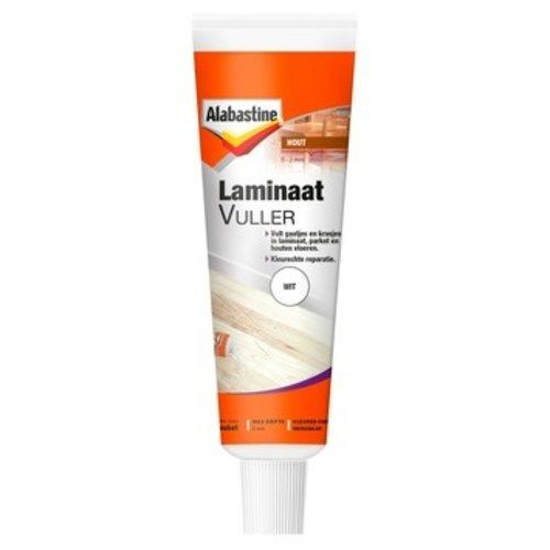 Alabastine Laminaatvuller - 50 ml Wit