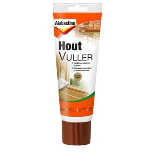 Alabastine Houtvuller - 330 gram Naturel/Vuren