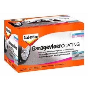 Alabastine Garagevloercoating - 3,5 liter Set