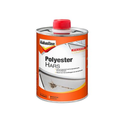 Alabastine Polyester Hars - 500 ml