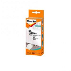 Alabastine Kit- en Sticker Verwijderaar - 100 ml