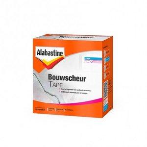 Alabastine Bouwscheurentape - 10 meter