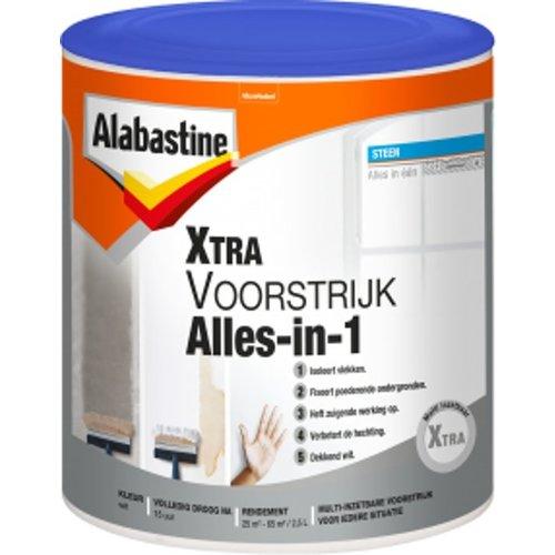 Alabastine Voorstrijk Alles-In-1 - 2,5 liter