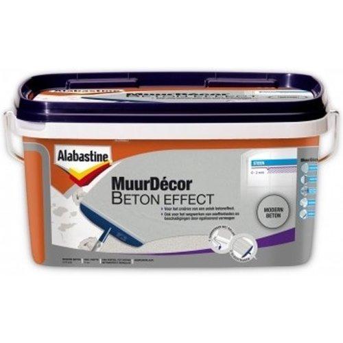 Alabastine Muurdecor - 5 liter Modern Beton