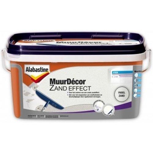 Alabastine Muurdecor - 5 liter Parel Zand