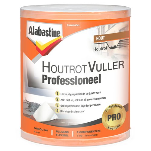 Alabastine Houtrotimpregneer Pro