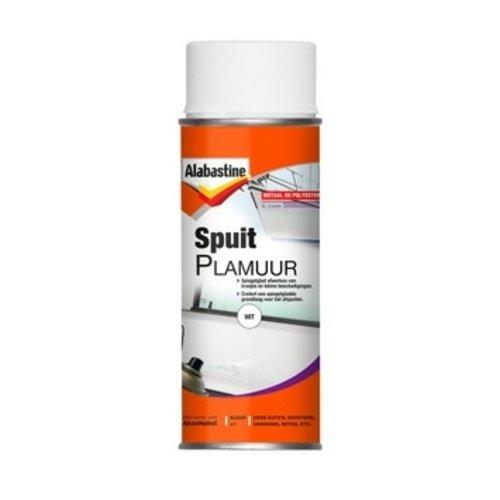 Alabastine Spuitplamuur - 400 ml Wit