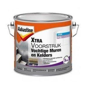 Alabastine Xtra Voorstrijk Vochtige Muren en Kelders - 2,5 liter