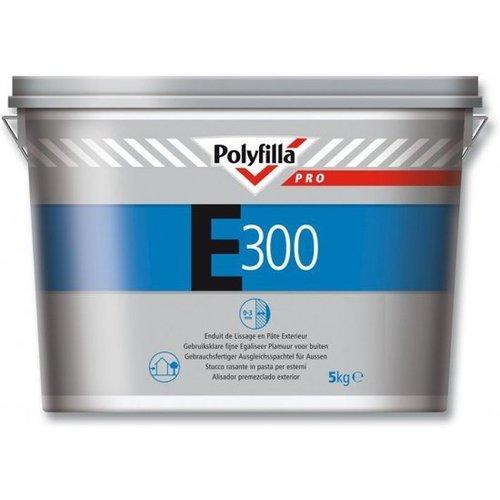 Polyfilla Pro E300 Plamuur - 5 kg