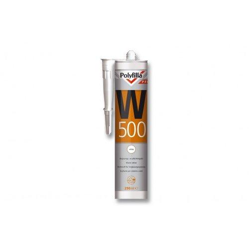 Polyfilla Pro W500 Beglazingskit - 290 ml Wit