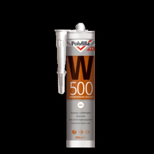 Polyfilla Pro W500 Beglazingskit - 290 ml Grijs