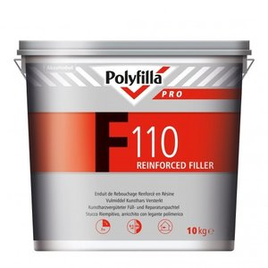 Polyfilla Pro F110 Poedervulmiddel