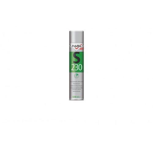 Polyfilla Pro S230 Reparatiespack - 500 ml