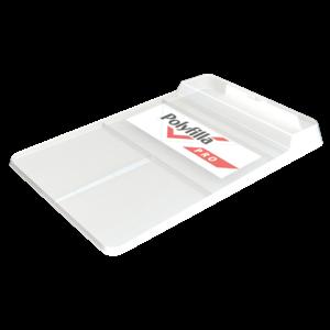 Polyfilla Pro T310 Mengplateau