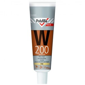 Polyfilla Pro W200 Kneedbaarhout - 75 gram Vuren