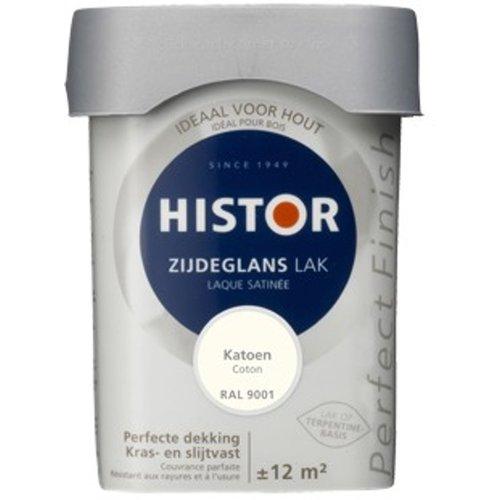 Histor Perfect Finish Zijdeglans Lak - 750 ml Katoen