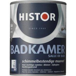 Histor Badkamer Muurverf - 1 liter - Tin