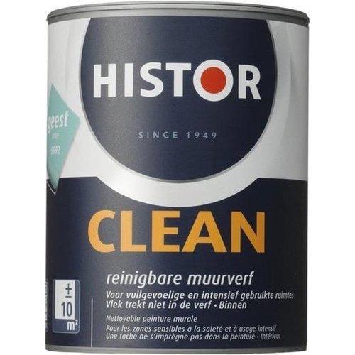 Histor Clean Muurverf - 1 liter - Geest