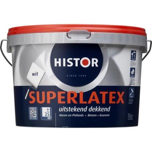 Histor Superlatex Muurverf