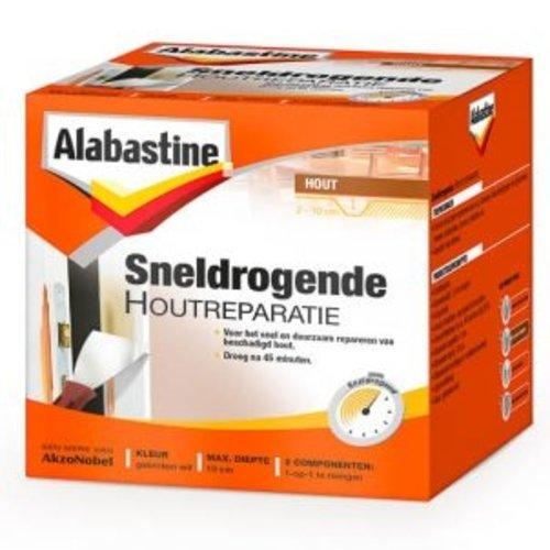 Alabastine Sneldrogende Houtreparatie - 500 gram
