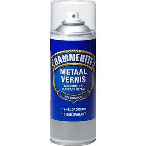 Hammerite Metaalvernis - 400 ml Transparant