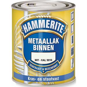 Hammerite Metaallak Binnen Zijdeglans