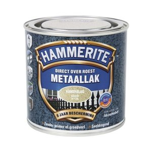 Hammerite Metaallak Direct over Roest Hamerslag - H170 Goud