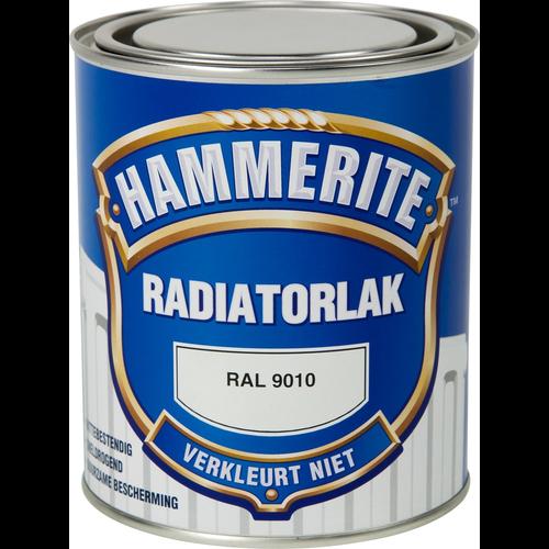 Hammerite Radiatorlak - RAL 9010