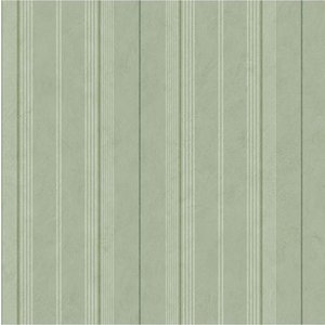 Dutch Wallcoverings Behang Annuell Streep Groen 11022