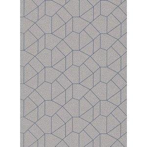 Dutch Wallcoverings Behang Carat Deluxe Dessin Goud/Grijs 10062-30