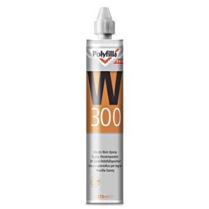 Polyfilla Pro W300 2K Epoxy Houtreparatiepasta - 265 ml