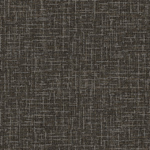 Dutch Wallcoverings Behang Embellish Thread Effect Black De120116