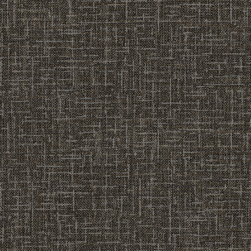 Dutch Wallcoverings Behang Embellish Thread Effect Black De120116