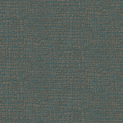 Dutch Wallcoverings Behang Embellish Fabric Texture Dark Blue De120106
