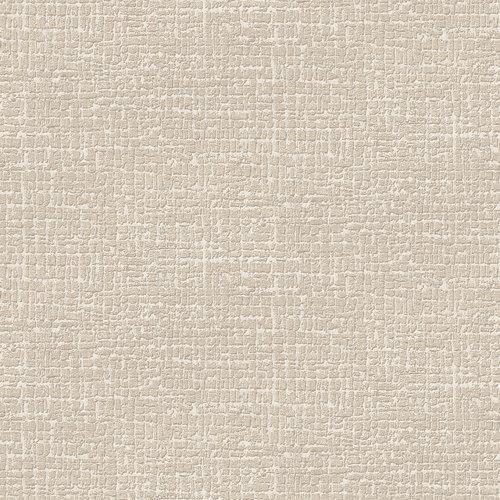 Dutch Wallcoverings Behang Embellish Fabric Texture Silver De120102