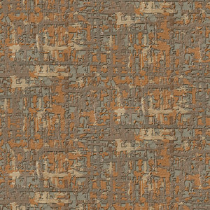 Dutch Wallcoverings Behang Embellish Fabric Abstract Brown De120096