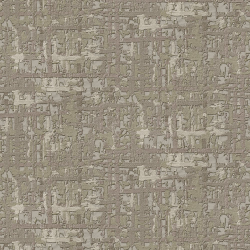 Dutch Wallcoverings Behang Embellish Fabric Abstract  De120095