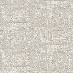 Dutch Wallcoverings Behang Embellish Fabric Abstract Silver De120092