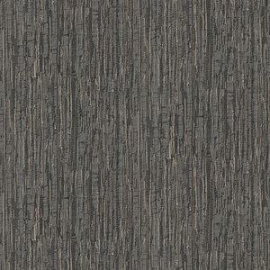 Dutch Wallcoverings Behang Embellish Silk Texture Black De120088