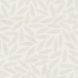 Dutch Wallcoverings Behang Design Drop White 12026