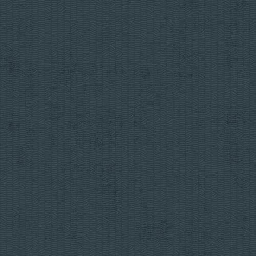Dutch Wallcoverings Behang Design Pine Blue-Black 12010