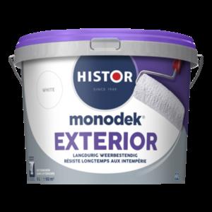Histor Monodek Exterior - Wit