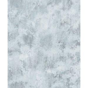 Dutch Wallcoverings Behang Exposure Uni Blauw Ep1004
