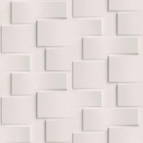 Dutch Wallcoverings Behang Exposure 3D Steen Beige Ep3303