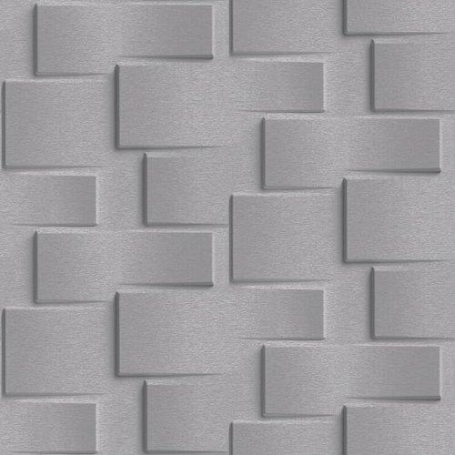 Dutch Wallcoverings Behang Exposure 3D Steen D.Grijs Ep3304