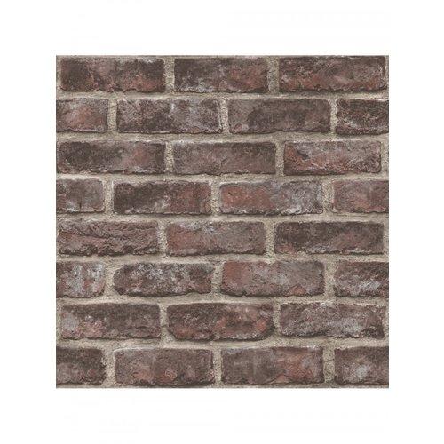 Dutch Wallcoverings Behang Exposure Baksteen D.Bruin Ep3505
