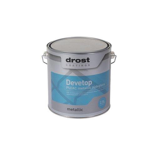 Drost Devetop PU/AC Metallic Zijdeglans